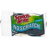 Scotch-Brite 520AB Soft Scour Anti-Bacterial Scrub Sponge, Blue