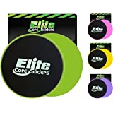 Elite Sportz Exercise Sliders are Double Sided and Work Smoothly on Any Surface. Wide Variety of Low Impact Exercise's You Ca