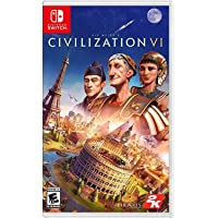 Sid Meier's Civilization VI (輸入版:北米) - Switch