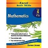 Excel Basic Skills Workbook: Mathematics Year 4