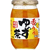 加藤美蜂園本舗 香りのゆず茶 415g