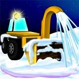 怒っている隣人面白いショー - 寒い冬の除雪機の戦いの無料エピソード