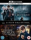 ファンタスティック・ビースト 2フィルムコレクション [4K UHD+Blu-ray ※4K UHDのみ日本語有り](輸…