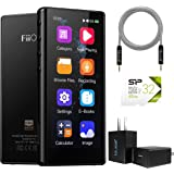 FiiO M3 Pro Lossless Music Player with Built-in Microphone and E-Book Reader Bundle with 32GB microSDHC Memory Card with Adap