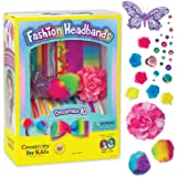 Creativity for Kids 1819000 Fashion Headbands Fashion Craft Kit