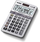 カシオ 本格実務電卓 12桁 日数&時間計算 グリーン購入法適合 テレワークの効率UP ジャストタイプ JS-20DB-N