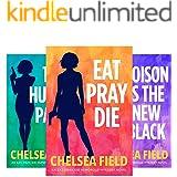 An Eat, Pray, Die Cozy Mystery Box Set: Books 1-3
