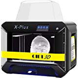 QIDI TECH 3D Printer, Large Size X-Plus Intelligent Industrial Grade 3D Printing with Nylon, Carbon Fiber, PC,WiFi/LAN,High P