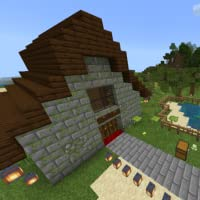 FarmHouse For Minecraft PE