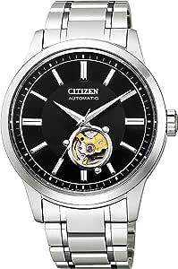 [シチズン] 腕時計 シチズン コレクション メカニカル クラシカルライン オープンハート NB4020-96E メンズ シルバー