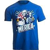 Merica | Epic USA Patriotic American Party Patriot Unisex T-Shirt