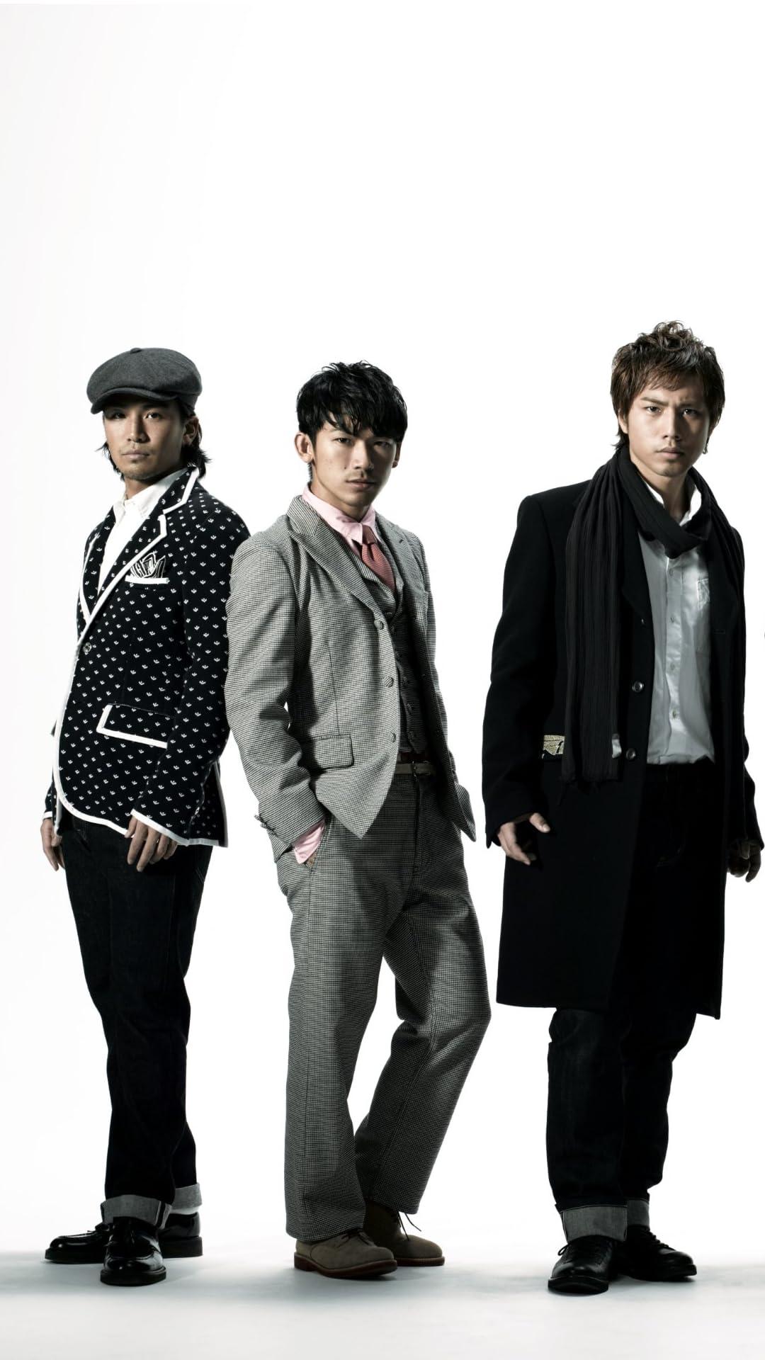 三代目 J Soul Brothers 3人