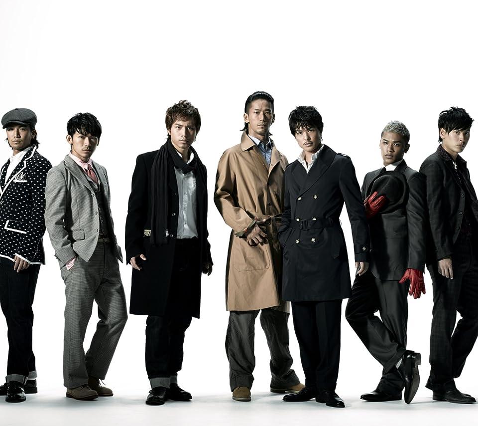 三代目 J Soul Brothers コート