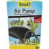 Tetra Whisper Air Pump 20 To 40 Gallons, For aquariums, Quiet, Powerful Airflow