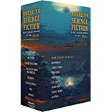American Science Fiction Eight Classic Novels of the 1960s 2C BOX SET: The High Crusade / Way Station / Flowers for Algernon