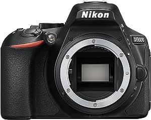 Nikon デジタル一眼レフカメラ D5600 ボディー ブラック D5600BK クリーニング クロス付き