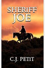 Sheriff Joe Kindle Edition