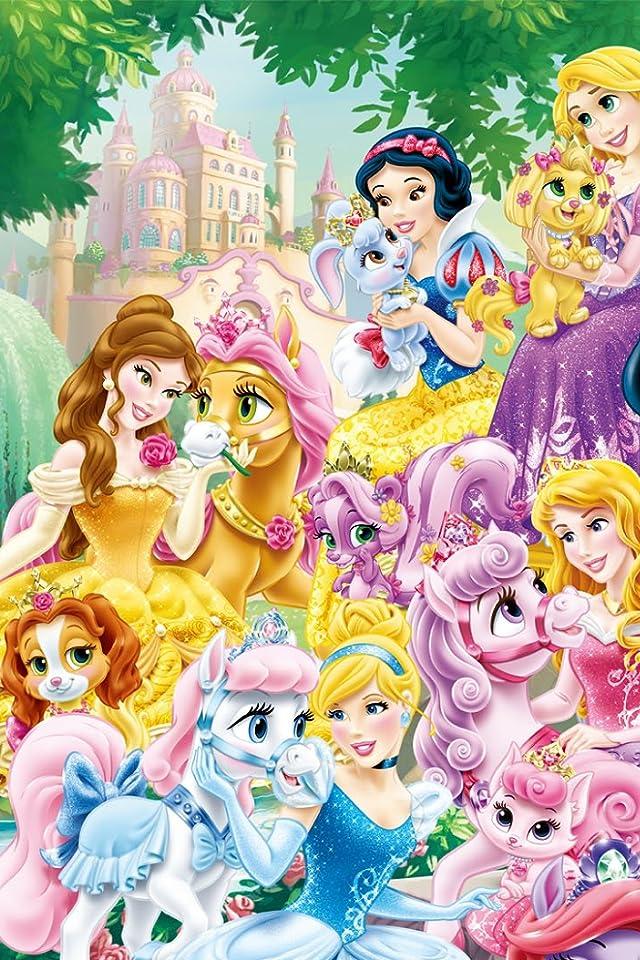 ディズニー プリンセス ロイヤルペット Iphone 640 215 960 壁紙 画像42309 スマポ
