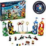 LEGO Harry Potter Quidditch™ Match Building Blocks 75956 (500 Pieces)