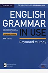 English Grammar in Use 5th edition Book with answers and interactive ebook ペーパーバック