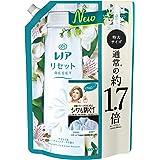 レノア リセット 柔軟剤 衣類のシワ&ダメージを防ぐ ヤマユリ&グリーンブーケの香り 詰め替え 約1.7倍(795mL)