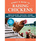 Storey's Guide to Raising Chickens, 4th Edition: Breed Selection, Facilities, Feeding, Health Care, Managing Layers & Meat Bi