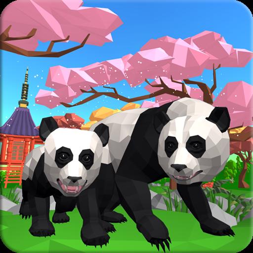 amazon co jp panda simulator 3d animal game android アプリストア