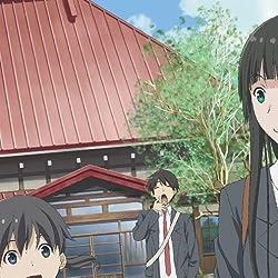 ふらいんぐうぃっちの人気壁紙画像 木幡真琴,倉本千夏,チト,倉本圭