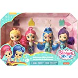 Mattel Shimmer and Shine Zahramay Skies Friends - Shimmer, Shine, Leah and Zeta Zahramay Skies