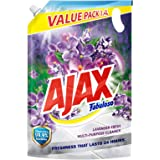 Ajax Fabuloso Multi-Purpose Cleaner Refill, Lavender Fresh, 1.4L