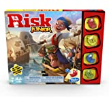Hasbro Gaming E6936 Risk Junior Game: Strategy Board Game; A Kid's Intro to the Classic Risk Game For Ages 5 and Up; Pirate T