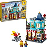 LEGO Creator 3in1 Townhouse Toy Store 31105, Cool Buildable Toy for Kids Building Kit