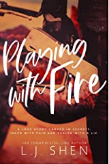 Playing with Fire: A Bad Boy College Romance Kindle Edition