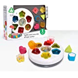 Early Learning Centre Little Senses Lights and Sounds Shape Sorter, Amazon Exclusive