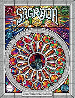 Sagrada 5-6 Player Expansion Game Play Learn fun Hobby Family