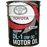 純正トヨタ キャッスル ディーゼルエンジンオイル DL-1 0W-30 08883-02903 入数:20L×1缶