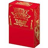 遊戯王デッキケース(YU-GI-OH! SEVENS RUSH DECK CASE) レッド