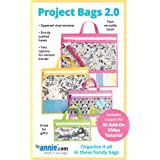 by Annie Project Bags 2.0 Pattern, None