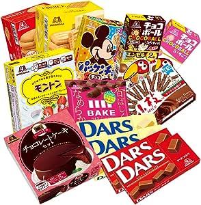 森永製菓 お菓子の家 ケーキミックス セット 詰合せ