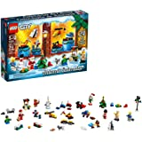 LEGO City Advent Calendar 60201, New 2018 Edition, Minifigures, Small Building Toys, Christmas Countdown Calendar for Kids (3