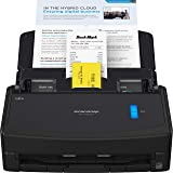 Fujitsu ScanSnap iX1400 Document Scanner, Black