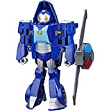 "TRANSFORMERS Whirl the Flight Bot 6"" Converting Robot Action Figure - Playskool Heroes - Rescue Bots Academy - Kids Toys - Ag"