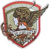 Razgriz Air Command Squadronエースコンバットシリーズラーズグリーズ戦闘機部隊戦争アニメエアガン軍のワッペン