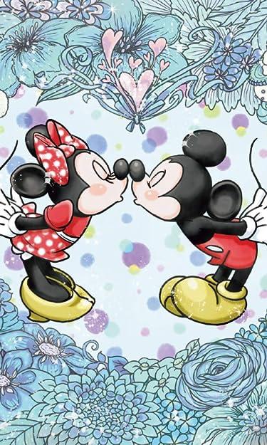ディズニー  iPhone/Androidスマホ壁紙(480×800)-1 - ミッキー&ミニー