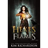 Hexes & Flames: A Witch Urban Fantasy (The Dark Files Book 3)