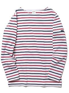 Boatneck Shirt 51-14-0137-012: Tricolor
