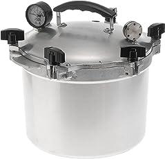 ★ベストセラー★ オールアメリカン 圧力鍋 / 圧力調理器 <プロ仕様> / All American - Quart Pressure Cooker / Canner