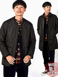 3-way Raglan Coat with Military Liner 114-14-0116: Black