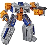 Transformers Toys Generations War for Cybertron: Earthrise Deluxe WFC-E18 Airwave Modulator Figure - Kids Ages 8 and Up, 5.5-