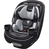 Safety 1ˢᵗ® Grow and Go 3-in-1 Convertible Car Seat, Carbon Ink